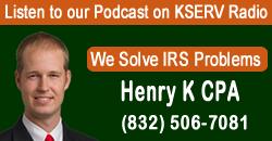 Houst IRS Tax Help
